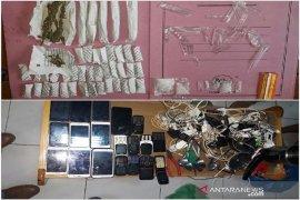 Puluhan paket narkoba ditemukan di Rutan Lhoksukon