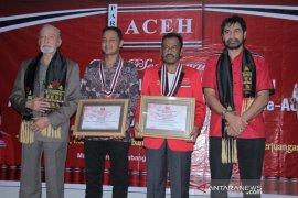 Partai Aceh wilayah Sabang terima penghargaan dari DPA