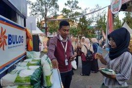 Bulog jaga stabilitas harga beras melalui operasi pasar