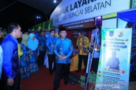 Seven offices provide public service in HSS Expo 2019