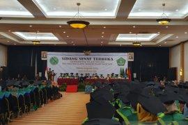 Wakil Presiden sampaikan Orasi Ilmiah di acara wisuda UIN Banten