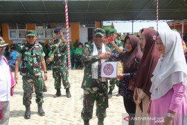 Kodim 1314 gelar baksos peringati Hari Juang TNI-AD