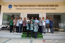 South Kalimantan's Banua Botanic Gardens is prospective: LIPI