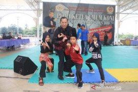 IPSI Banjarmasin gelar festival pencak silat