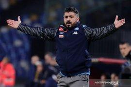 Gattuso: Napoli menderita pada level psikologis akibat terlalu lama gagal menang