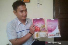 Bulog Rejang Lebong desain kemasan beras Rafflesia