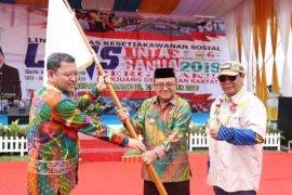 "Jelang Peringatan HKSN 2019, Kemensos ""Kick Off"" Tim LBKS"