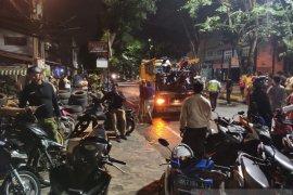 Polisi amankan 40 unit sepeda motor milik geng motor di Medan