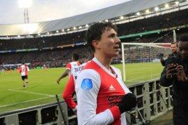 Feyenoord lumat PSV  3-1 berkat trigol Steven Bergwijn