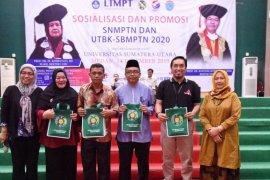 USU: SNMPTN dilakukan berdasarkan hasil prestasi akademik