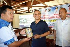 PWI gelar diskusi interkoneksi pariwisata Danau Toba dengan Wisata Bahari Sibolga-Tapteng