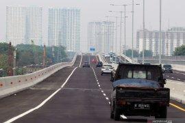 26 titik sambungan di jalan tol layang Jakarta-Cikampek diperbaiki
