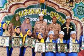 Belajar baca Quran metode qiraati berkembang di Papua