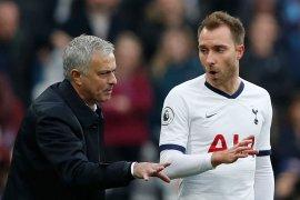 Mourinho akui Christian Eriksen ingin tinggalkan Tottenham