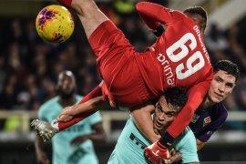 Hasil dan klasemen Liga Italia: ketat di puncak
