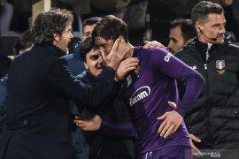 Seri di markas Fiorentina, Inter kembali ke puncak klasemen