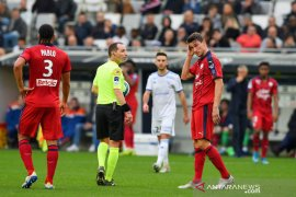 Bordeaux ditaklukkan tim divisi tiga  Prancis