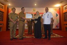 Pemprov Jambi raih penghargaan SPIP level 3 dari BPKP