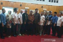 Meski  difasilitasi Pemprov, pembentukan AKD DPRD Kota Padangsidimpuan belum titik temu