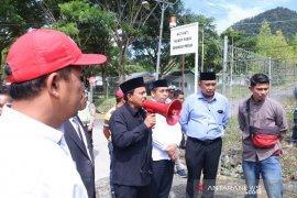 Pemilik lahan proyek PLTA di Aceh Tengah tolak nilai harga ganti rugi