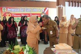 Dharma Wanita Persatuan HST laksanakan HUT ke-20