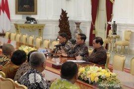 Presiden Jokowi minta PSSI siapkan pelaksanaan Piala Dunia U-20