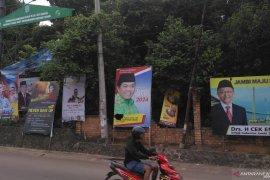 Bakal calon Gubernur Jambi awali persaingan di penggalangan dukungan