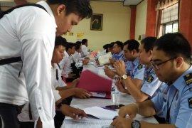 Ribuan peserta ikuti seleksi CPNS Kemenkumham Bali