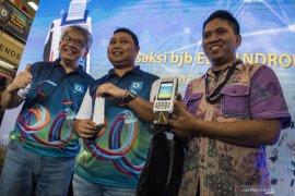 "Bank BJB digitalkan pembayaran di Pasar Baru Bandung dengan ""Pasar Ngadigi"""