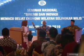 Seminar nasional Bank Indonesia