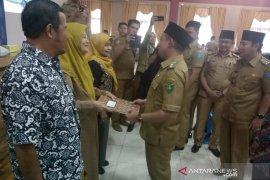 Pemkot Bengkulu beri penghargaan bagi 162 pensiunan ASN