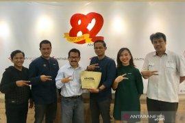 Peringatan HUT Ke-82 LKBN ANTARA di Jawa Timur