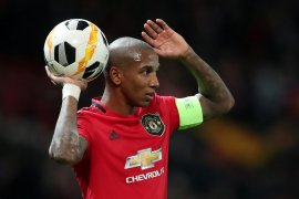 Inter Milan lobi Manchester United, terkait minatnya pada Ashley Young,