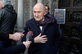 Badan sepak bola FIFA gugat Sepp Blatter dan Michel Platini