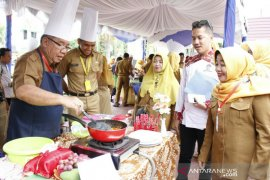 Chef Agus Sasirangan dorong kreasi makanan Itik Alabio