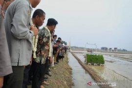 Mentan Syahrul dorong petani manfaatkan alsintan