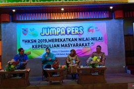 3.400 tamu VVIP dan VIP hadiri  acara HKSN 2019 di Kalsel