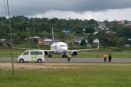 Jelang Natal, harga tiket pesawat di Manokwari melambung