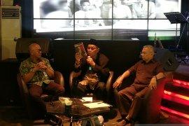 Bedah buku, Abdul Hakim termasuk pendiri Kantor Berita ANTARA