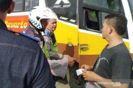 Ramcek kendaraan jenis bus di Bogor akan dilakukan sampai tahun baru 2020
