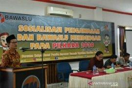 Bawaslu Bangka Selatan gelar sosialisasi Pilkada 2020