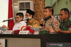 Kapolda Bengkulu perintahkan pengamanan ekstra saat Natal dan Tahun Baru