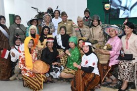 Gubernur Edy Rahmayadi ucapkan selamat Hari Juang TNI AD