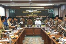 Nahdlatul Ulama bina 573 orang baru masuk Islam