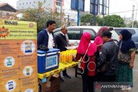 Bulog-Disperindag gelar operasi pasar murah di Tangerang