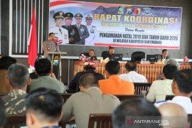 Polresta Banyuwangi terjunkan 441 personel  amankan Natal dan Tahun Baru 2020