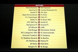 Liga Europa, hasil pertandingan 32 besar leg pertama