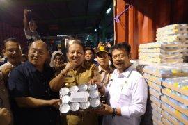 Lampung bisa jadi pengekspor nanas terbesar di dunia