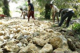 Dana Desa yang telah dikucurkan ke Kaltim sebesar Rp3,074 triliun