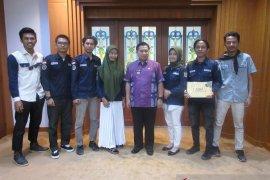 Ibnu Sina terima audensi Sanggar Titian Berantai Universitas Islam Kalimantan